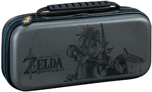 Bigben Nintendo Switch Travel Case Zelda Gray Main Image