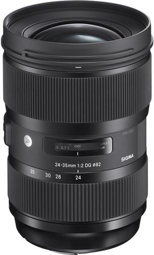 Sigma 24-35mm f/2.0 DG HSM Art Nikon Main Image