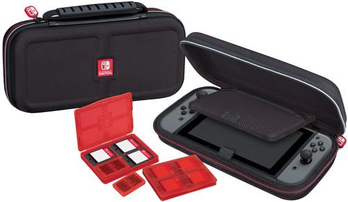 Bigben Nintendo Switch Travel Case Black Main Image
