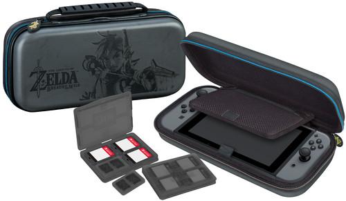 top quality best online cheap Bigben Nintendo Switch Travel Case Zelda Gray