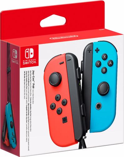 Nintendo Switch Joy-Con set Red / Blue Main Image