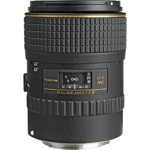 Tokina AT-X 100mm f/2.8 Macro Pro D Canon Main Image