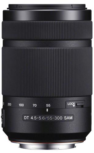 Sony 55-300mm f/4.5-5.6 SAM DT Main Image