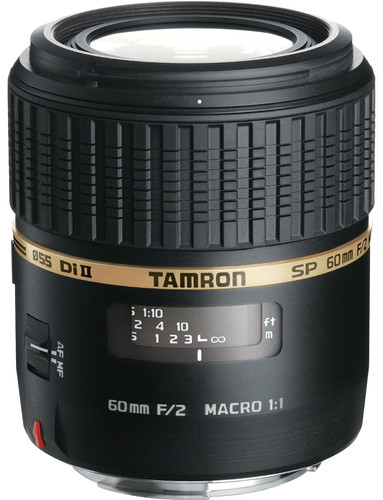 Tamron AF SP 60mm f/2.0 Di II LD IF Macro Nikon Main Image
