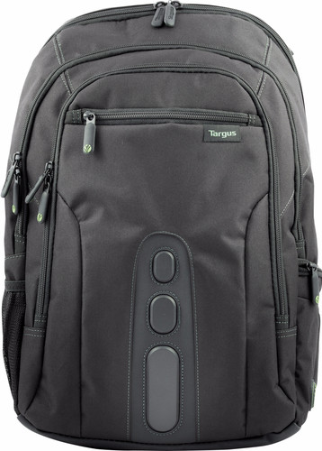 "Targus Eco Spruce 15.6"" Laptop Backpack Black Main Image"