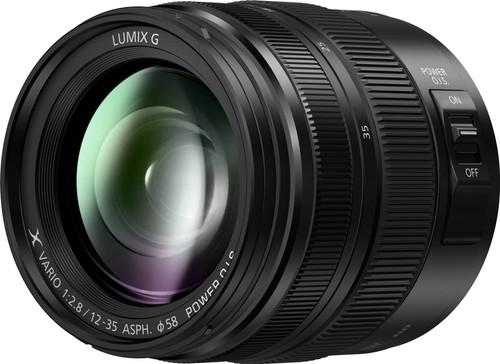 Panasonic Lumix G X Vario 12-35mm f/2.8 II ASPH OIS Main Image