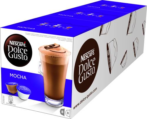 Dolce Gusto Mocha 3 pack Main Image