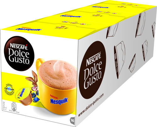 Dolce Gusto Nesquik 3 pack Main Image