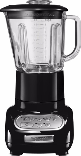 KitchenAid Artisan Blender Onyx Zwart Main Image