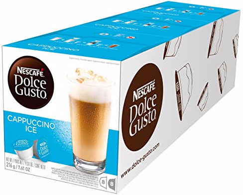 Dolce Gusto Cappuccino Ice 3 pack Main Image
