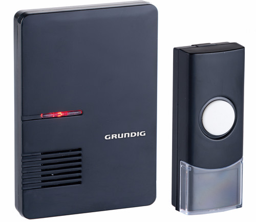 Grundig Wireless Doorbell 1 Wireless Receiver Main Image