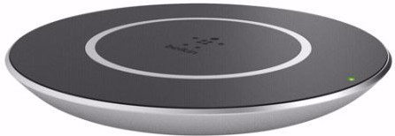 Second Chance Belkin Qi Wireless Charger Silver Main Image