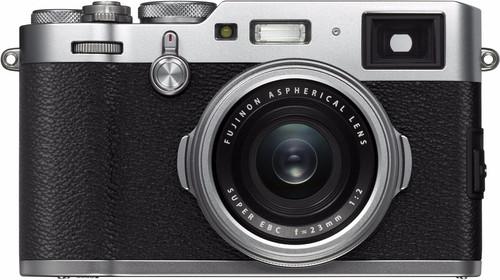 Fujifilm X100F Zilver Main Image