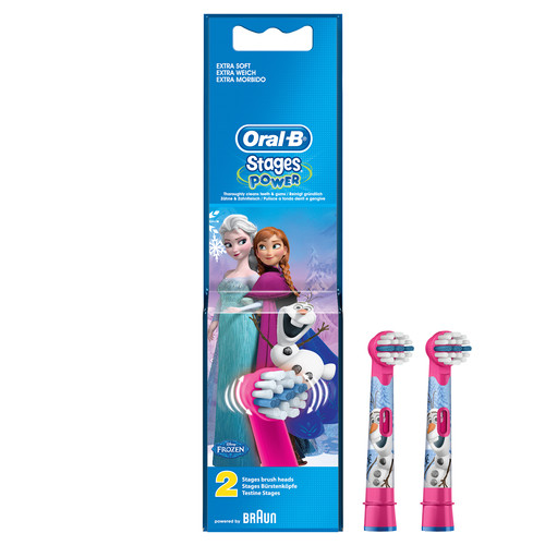 Oral-B Stages Power Disney Frozen (2 stuks) Main Image