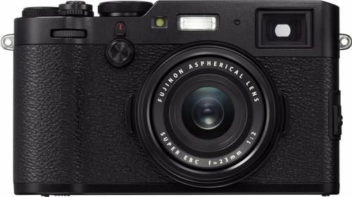 Fujifilm X100F Zwart Main Image
