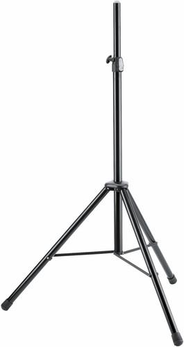 K & M 21436 Pro Audio Speaker Stand Black Main Image