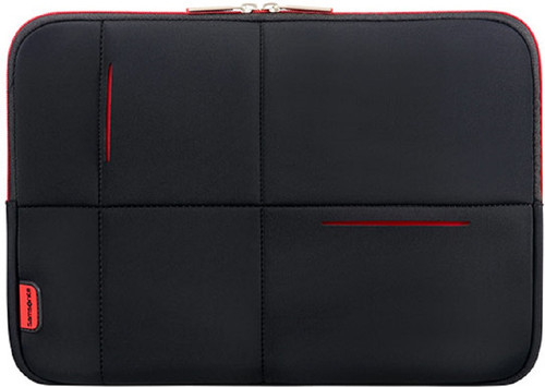 Samsonite Airglow Sleeve 14.1 inches Black/Red Main Image