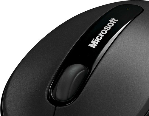 975d1859ff0 Microsoft Wireless Mobile Mouse 4000 Black - Coolblue - Before 23:59 ...