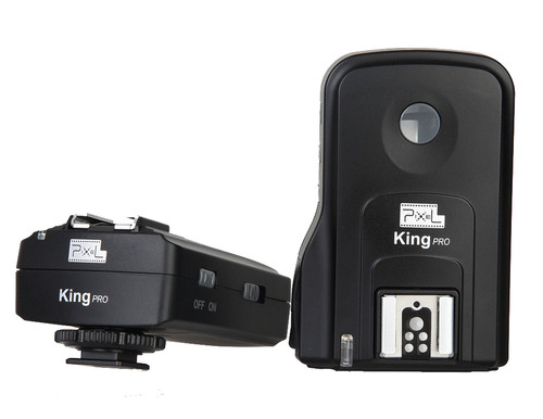 Pixel e-TTL Trigger Set King Pro for Canon Main Image