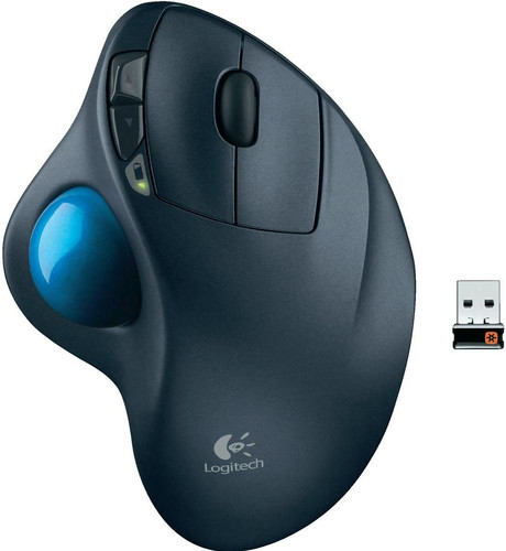 Logitech Wireless Trackball M570 Main Image