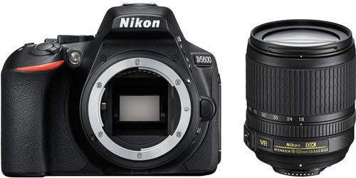 Nikon D5600 Kit + 18-105mm VR Main Image
