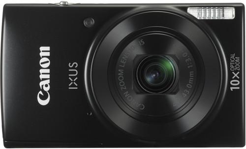 Canon IXUS 190 Zwart Main Image