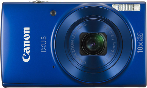 Canon IXUS 190 Blue Main Image