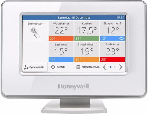 Honeywell EvoHome Single Zone Systeem OpenTherm Main Image