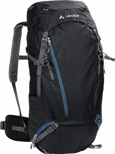 Vaude Asymmetric 52+8L Black Main Image