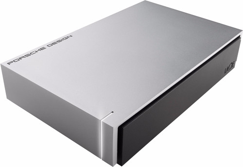 LaCie Porsche Design Desktop USB 3.0 4TB Main Image