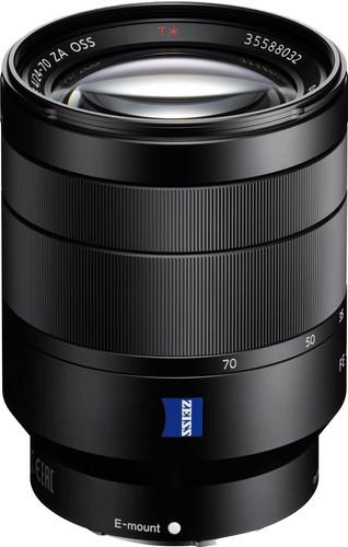 Sony FE 24-70mm f/4 ZA OSS Vario-Tessar T* Main Image