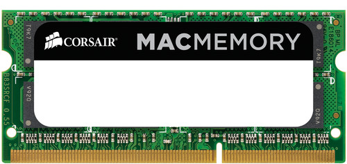Corsair Apple Mac 4GB DDR3 SODIMM 1333 MHz (1x4GB) Main Image