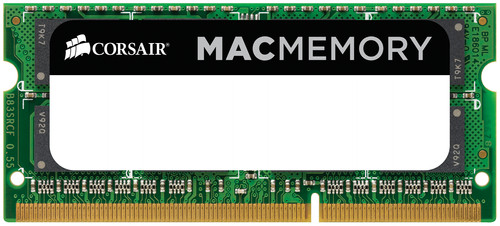 Corsair Apple Mac 4GB SODIMM DDR3-1066 1x4GB Main Image