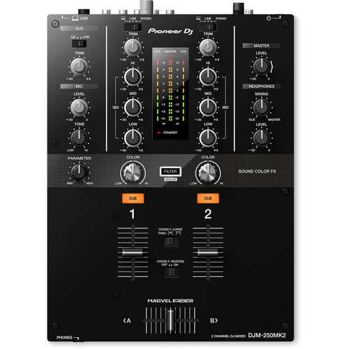 Pioneer DJM-250MK2 Main Image