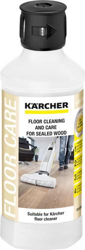 Karcher FC cleaning agent 534 Sealed parquet / Laminate / Cork Main Image