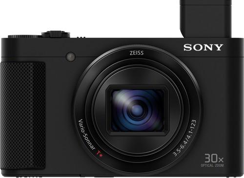 Sony Cybershot DSC-HX90V Black Main Image