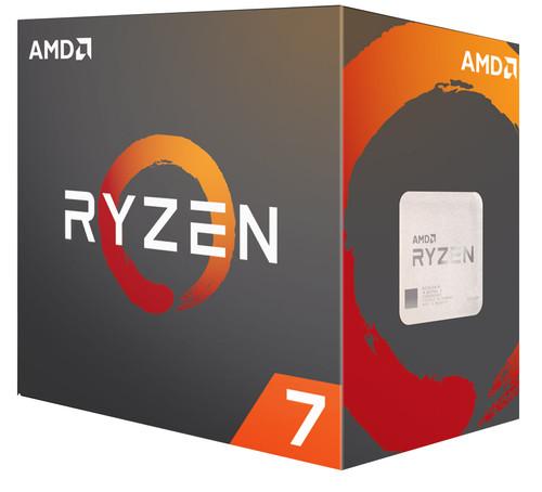 AMD Ryzen 7 1700X Main Image