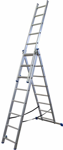 Alumexx 3-piece Reform Ladder 3x8 Main Image