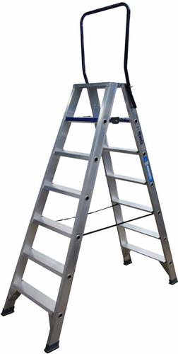 ASC Double Ladder 7 steps Main Image