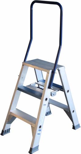 ASC Double Ladder 3 steps Main Image