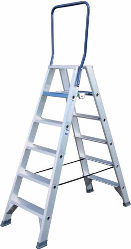 ASC Double Ladder 6 Steps Main Image