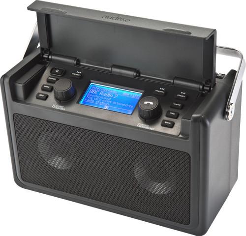 Audisse Shirudo Portable DAB+ Main Image