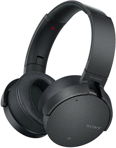 Sony MDR-XB950N1 Black Main Image
