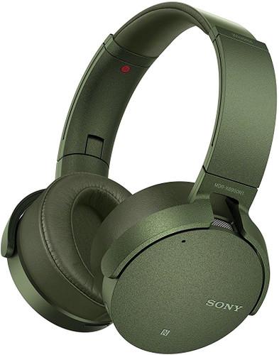 Sony MDR-XB950N1 Groen Main Image