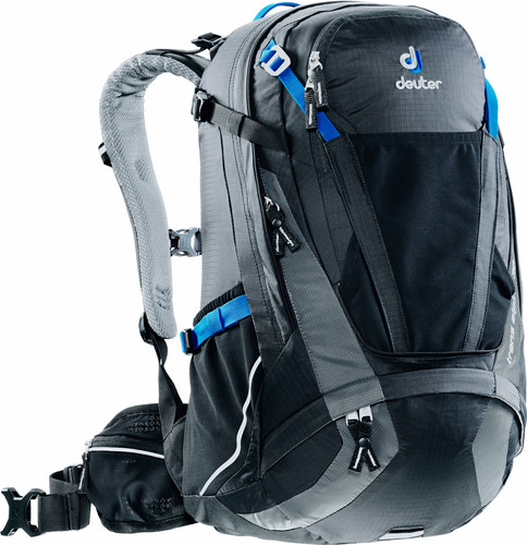 Deuter Trans Alpine 30 Black / Graphite Main Image
