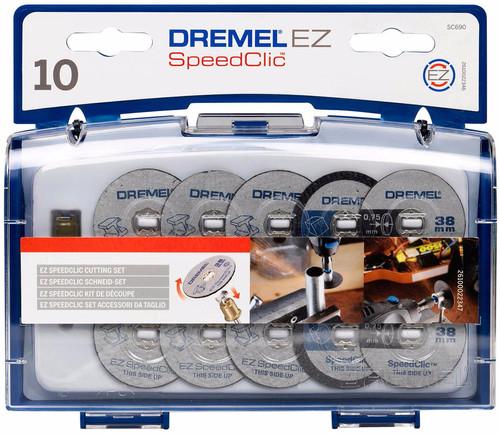 Dremel EZ SpeedClic snij-accessoireset (SC690) Main Image