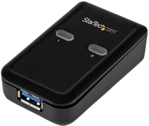 Startech 2 poorts 2-naar-1 USB 3.0 Switch Main Image