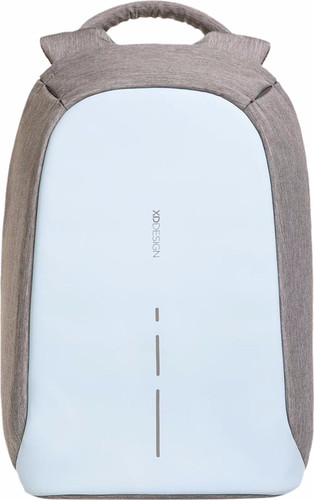 XD Design Bobby Compact Anti-Theft Backpack Pastel Blue Main Image
