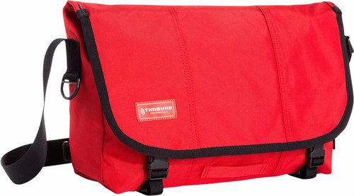 Timbuk2 Classic Messenger Medium Red Main Image