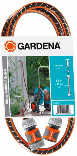 Gardena Connector Set Comfort FLEX 1/2 Inches Main Image